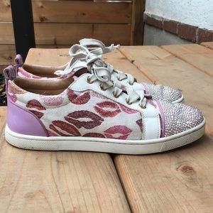 Christian Louboutin Gondolastrass Sneakers Size 36